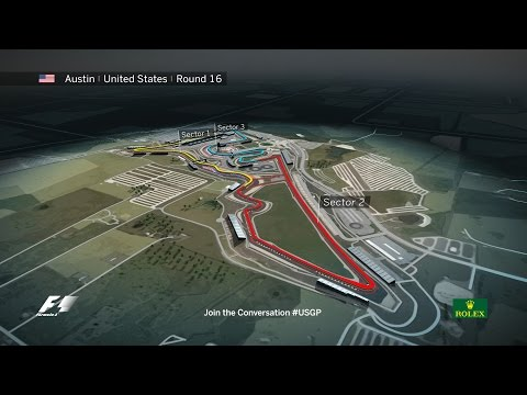 F1 Circuit Guide: Circuit Of The Americas