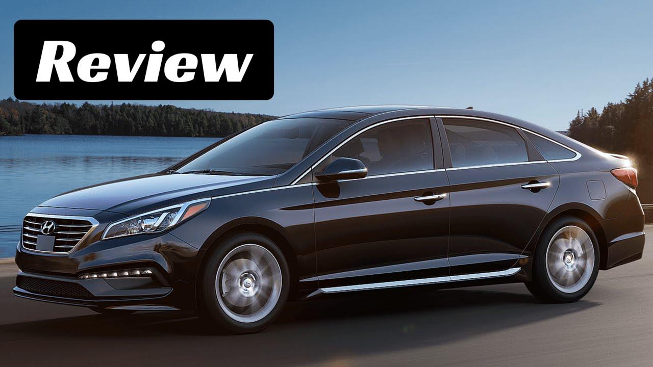 2015 Hyundai Sonata Review - By a M3 Driving Idiot