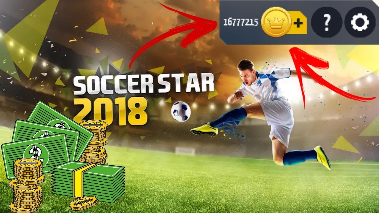 download game soccer star 2018 mod apk