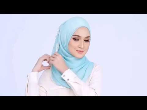 Easy & Casual Hijab Tutorial - Part 6