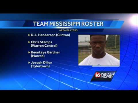 Team Mississippi roster announced for annual all-star rivalry