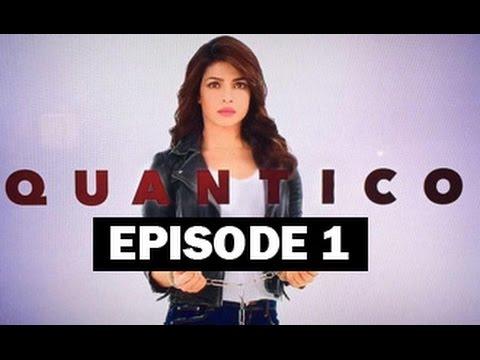 Priyanka Chopra's 'Quantico' First Episode Review | Anabelle Acosta, Jake McLaughlin | Trailer | ABC