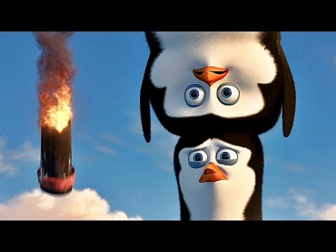 DIE PINGUINE AUS MADAGASCAR | Trailer & Filmclip [HD]