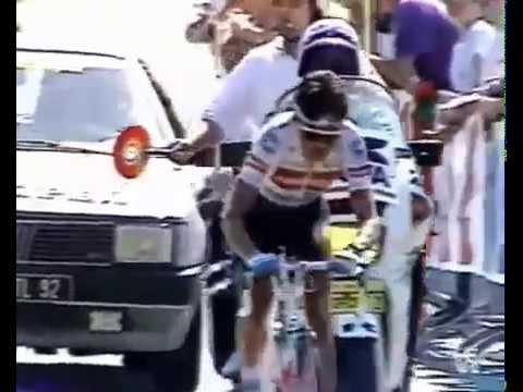 Tour de France 1990 - 12 Villard de Lans Breukink