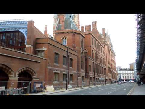 アキーラさん!イギリス・ロンドン・セントパンクラス駅2,St Pancras,London,UK