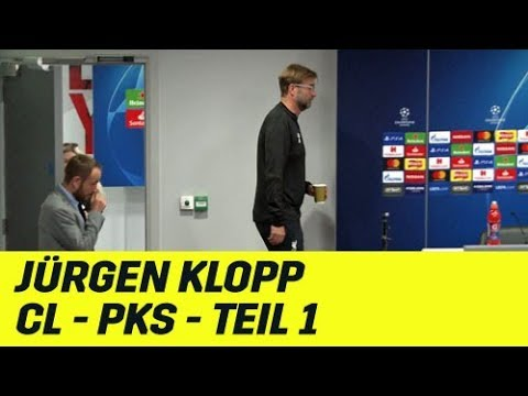 Jürgen Klopps PK-Highlights der CL-Gruppenphase: Teil 1 | FC Liverpool | UEFA Champions League