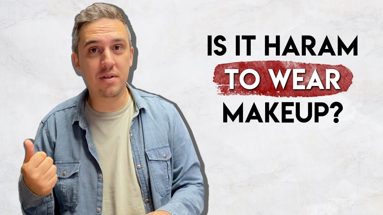 Is it haram to wear makeup? #Shorts