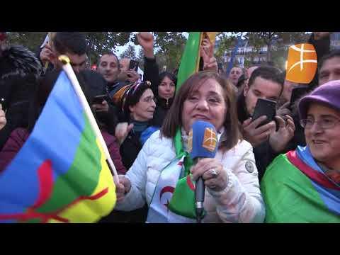 La diaspora algérienne a tenu hier dimanche son rassemblement hebdomadaire à Paris