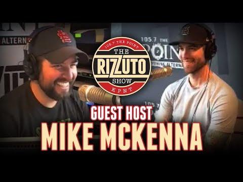 Mike McKenna talks BLUES hockey, goaltending & coaching [Rizzuto Show]