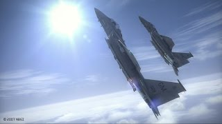 The Liberation of Gracemeria -Trailer Version- Ace Combat 6 OST