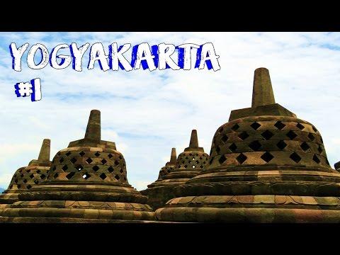 BOROBUDUR en YOGYAKARTA #1 - PAREJA VIAJERA