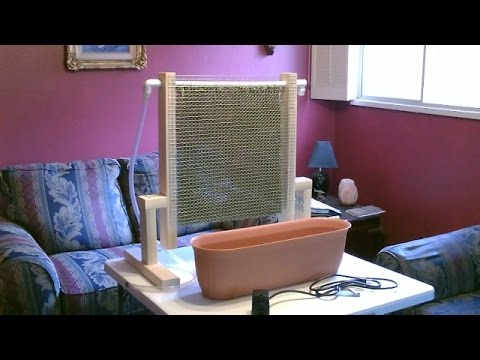 Homemade Evap Air Cooler Awesome Air Cooler Easy