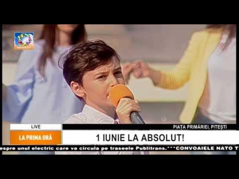 Fii Artist - La Prima Oră - Absolut TV - 1 iunie
