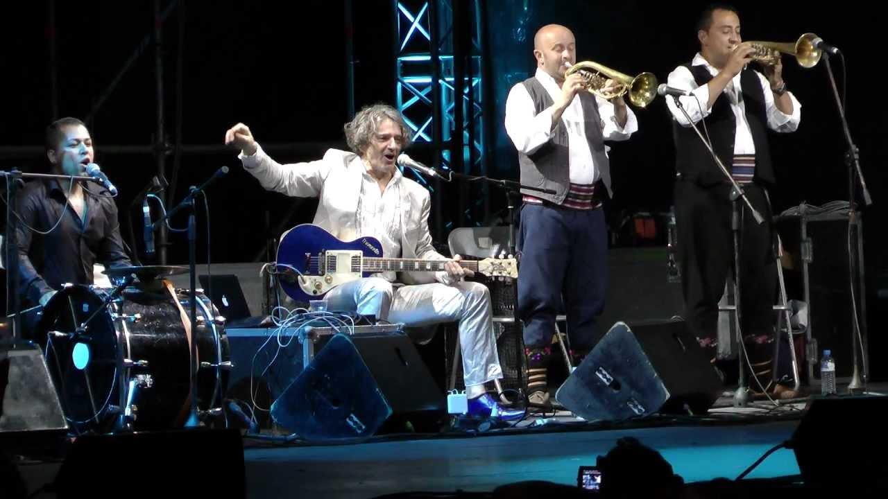 Goran Bregovic - Ringe ringe raja ( Ya ya ) - Τεχνόπολις ΑΘΗΝΑ (30-6-2012) - YouTube