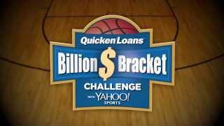 Win the Quicken Loans Billion Dollar Bracket Challenge with Yahoo! Sports