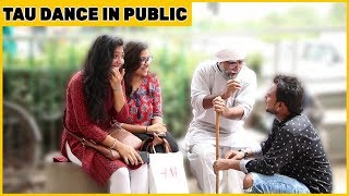 Haryanvi Tau Flirting With Girls | Funky Joker