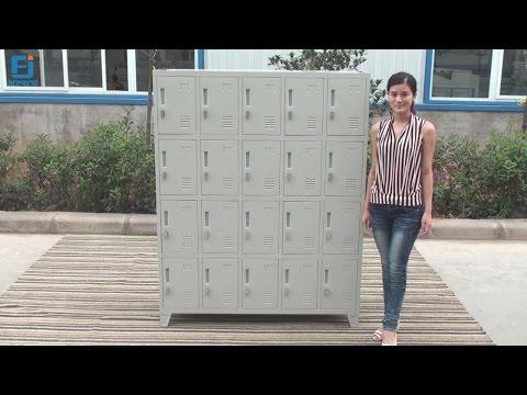 How to Install Employee Locker