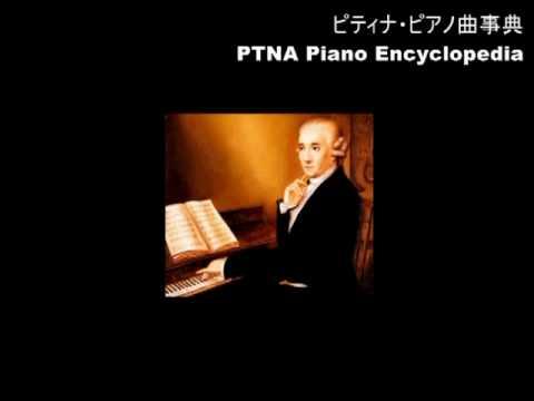 ハイドン/ピアノ三重奏曲第 第43番 第1楽章/演奏:土屋 美寧子