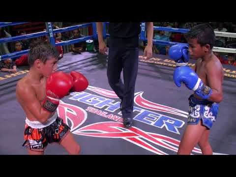 Ramadan Ondash (Tiger Muay Thai) Vs Noppakao (CherngTalay Muay Thai) 29/8/17