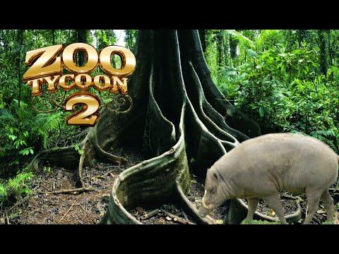 Zoo Tycoon 2: Babirusa Exhibit Speed Build