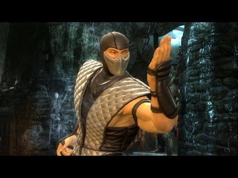 Mortal Kombat 9 - Smoke Arcade Ladder (EXPERT)