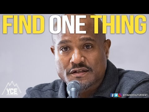 Seth Gilliam of The Walking Dead on Facing Fears  CREATIVES