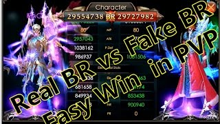 Legacy Of discord- Real BR vs Fake BR!