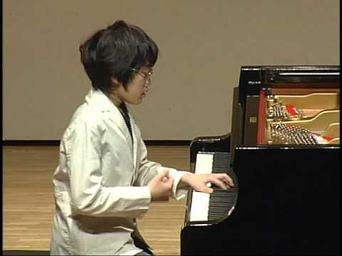 """林光 ピアノソナタ第1楽章 Hikaru Hayashi """"Piano Sonata"""""""