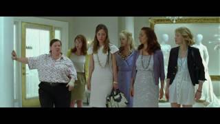 Bridesmaids trailer / Подружки невесты трейлер