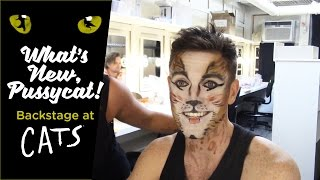 Episode 3 - What's New, Pussycat! Backstage at CATS with Tyler Hanes