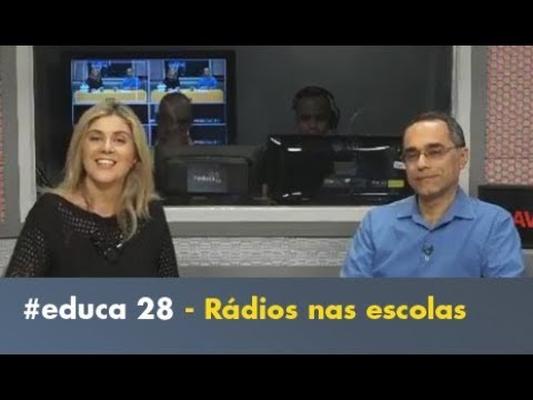 #educa 28 - Rádio nas escolas
