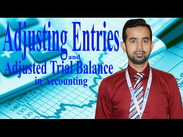 Adjusting Entries and Adjusted Trial Balance || Tutorial on Adjusting Entries and Adjusted T/B