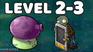 Plants vs Zombies Javascript Night Grass 2-3 /PvZJS/
