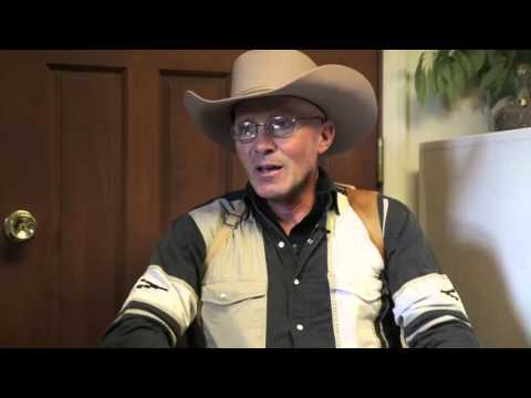 On day before his death, Robert 'LaVoy' Finicum spoke about potential encounters with feds
