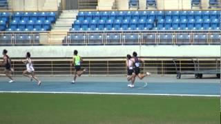 101年全國大專院校田徑公開賽男甲400公尺決賽