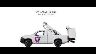 Автовышка на базе  Volkswagen Amarok(Автовышка на базе Кроссовера (Паркетника) Volkswagen Amarok 4х4. Высота подъема 11 метров., 2016-01-15T13:17:36.000Z)