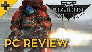Warhammer 40000: Regicide - Review