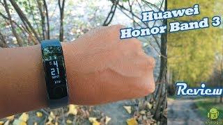 Huawei Honor Band 3 - La Pulsera Fitness/Anlisis. Talkband b Huawei Обзор