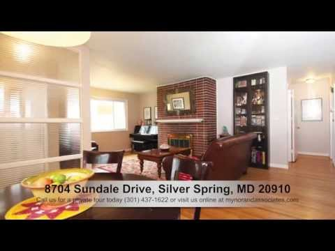 8704 Sundale Drive, Silver Spring, MD 20910