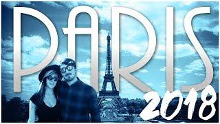 Unser PARIS URLAUB 2018 🇫🇷 ❤️ || VLOG