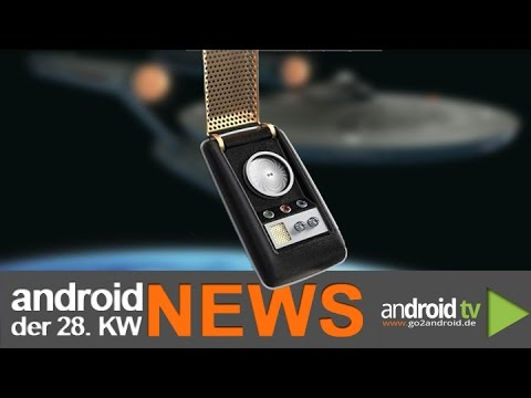 star trek communicator android