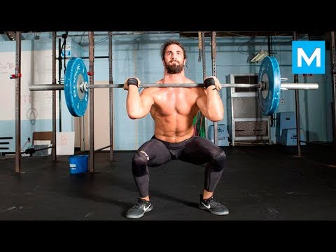 Seth Rollins Training for WWE | Muscle...