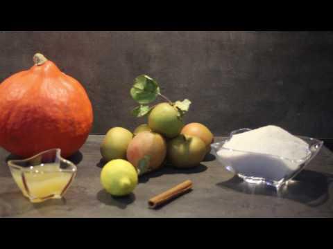 Marmelade selber machen | Marmelade kochen: Apfel-Kürbis Marmelade