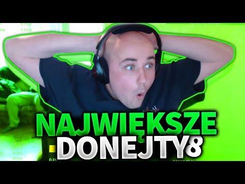 🤗 [#8] 5 NAJWIĘKSZYCH [NIE FAKE] DONEJTÓW Na Polskim YouTube! | ZairoxTV