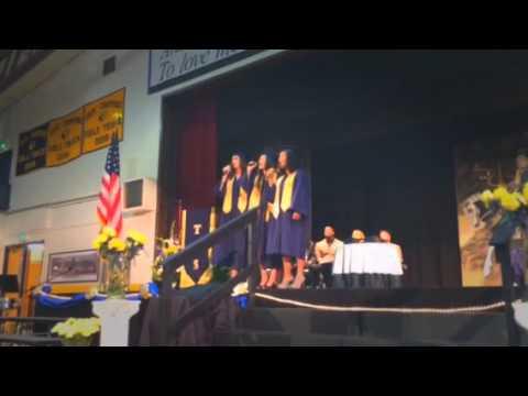 2014 Tacoma Baptist Schools Graduation