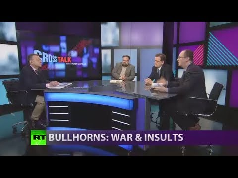 CrossTalk Bullhorns: War and insults (Extended version)