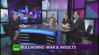 CrossTalk Bullhorns: War and insults (Extended version)