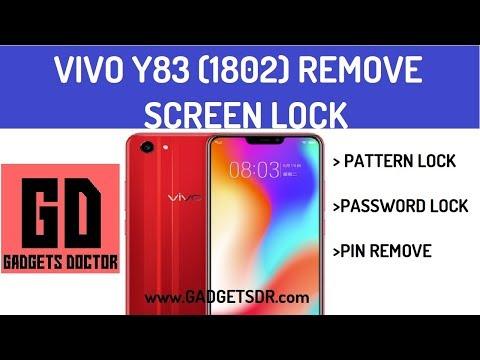 vivo y83 flashing,pin pattern password ,unlocking frp reset  imei repair