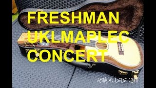 Got A Ukulele Reviews - Freshman UKLMAPLEC Concert