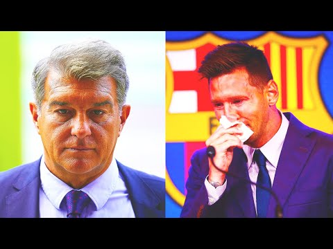 MESSI HAS BEEN KICKED OUT FROM BARCELONA and here's why it's a thing!